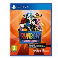 Runbow Deluxe Edition (PS4)