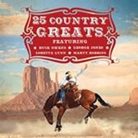 Various Artists - 25 Country Greats (Music CD)