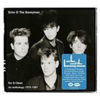 Echo & the Bunnymen - Do It Clean (An Anthology 1979-1987) (Music CD)