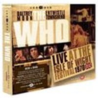 Who (The) - Live at the Isle of Wight Festival 1970 (Live Recording) (Music CD)