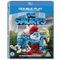 The Smurfs - Double Play (DVD and Blu-ray)