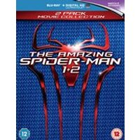 The Amazing Spider-Man 1 & 2 Box Set (Blu-Ray)