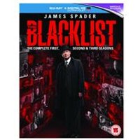 The Blacklist - Series 1- 3 (Blu-ray)