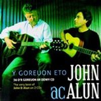 John Ac Alun - Y Goreuon Eto (Music CD)