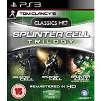 Tom Clancys Splinter Cell Trilogy HD (PS3)
