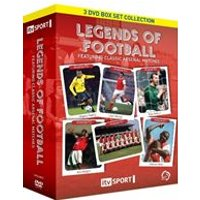 Legends Of Football - Featuring Classic Arsenal Matches