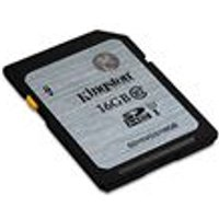 Kingston 16 GB SDHC Class 10 UHS-I Flash Card