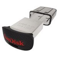 SanDisk 64 GB Ultra Fit USB 3.0 Flash Drive (SDCZ43-064G-GAM46)