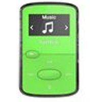 SanDisk 8 GB Clip Jam MP3 Player - Green