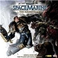 Soundtrack - Warhammer 40,000 (Space Marine [Original Game Soundtrack]/Original Soundtrack) (Music CD)