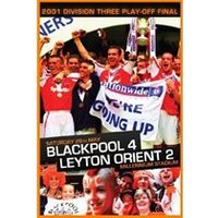 2001 Division 3 Playoff Final-Blackpool 4 Leyton Orient 2
