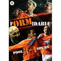 FORMIDABLE: Blackpool 3 Tottenham Hotspur 1
