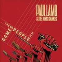 Paul Lamb - Games People Play (Music CD)