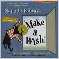 Original Broadway Cast Recording - Make A Wish (Music CD)