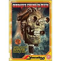 Deodato Cinema Of Death Box Set