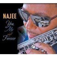Najee - You, Me and Forever (Music CD)