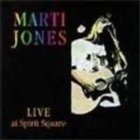 MARTI JONES - Live At Spirit Square
