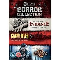 Three Film Horror Collection (2014)