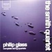 Philip Glass - String Quartets (Cooper, Pendlebury, Morgan) (Music CD)