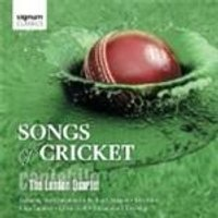 Cantabile - The London Quartet - Songs of Cricket (Music CD)