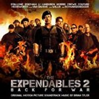 Brian Tyler - The Expendables 2 OST (Music CD)