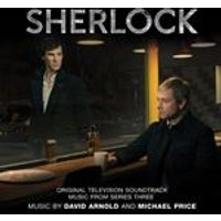 David Arnold And Michael Price - Sherlock Original TV Soundtrack - Music From Series 3 (Music CD)
