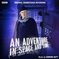Edmund Butt - An Adventure In Space And Time (Music CD)