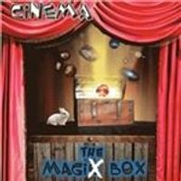 Cinema - Magix Box (Music CD)