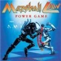 Marshall Law - Power Game (Music CD)