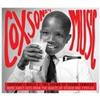 Various Artists - Coxsones Music, Vol. 2 (The Sound of Young Jamaica More Early Cuts From the Vaults of Studio One 1959-63) (Music CD)