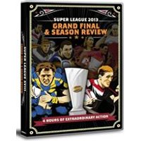 The Official Story of Super League XVIII (2013) - Season Review and Grand Final (2 Disc Collectors Edition)