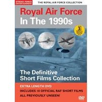 The Royal Air Force Collection Royal Air Force In The 1990s ~ The Definitive Short Films Collection [ REGION 0 - PAL] [DVD]