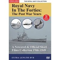 Royal Navy Collection - Royal Navy In The Forties- The Post War Years