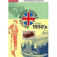 British Motor Shows Of The 1950s