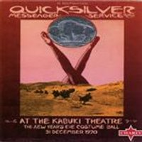 Quicksilver Messenger Service - At The Kabuki Theatre (Music CD)