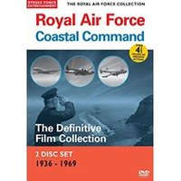 Royal Air Force Coastal Command The Definitive Film Collection 1936-1969 [DVD]