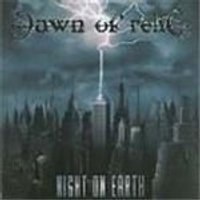 Dawn Of Relic - Night On Earth (Music Cd)