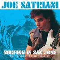 Joe Satriani - Surfing in San Jose (Music CD)