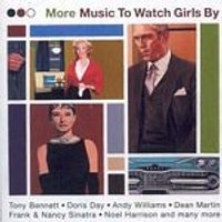 Various Artists - More Music To Watch Girls By (Music CD)