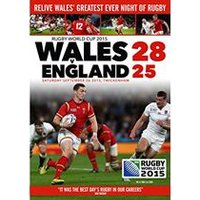 Rugby World Cup 2015 - Wales v England