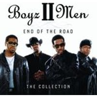Boyz II Men - End Of The Road: The Collection (Music CD)