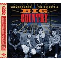 Big Country - Wonderland (The Essential Big Country) (Music CD)