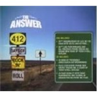 Answer (The) - 412 Days Of Rock n Roll (Music CD)