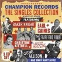 Various Artists - Champion Records - The Singles Collection (Music CD)