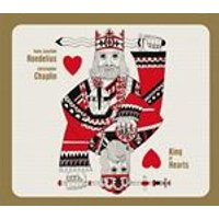 Christopher Chaplin - King of Hearts (Music CD)