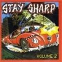 Various Artists - Stay S.h.a.r.p. Vol 2 (Music Cd)
