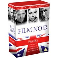 Great British Movies: Film Noir - Volume 2 Deadly Nightshade/The Big Chance/Dublin Nightmare/High Treason