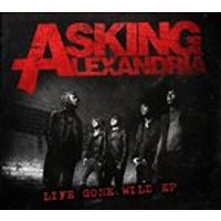 Asking Alexandria - Life Gone Wild EP (Music CD)
