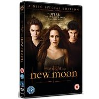 The Twilight Saga - New Moon (2 Disc Edition)