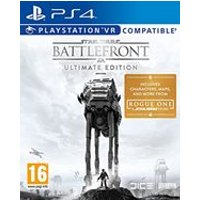Star Wars Battlefront Ultimate Edition PSVR (PS4)